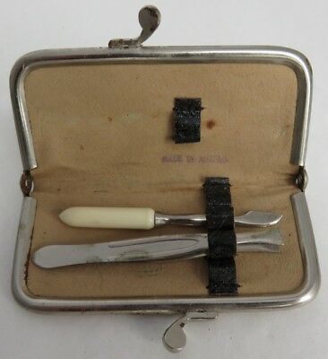 Vintage Made In Austria Partial Manicure Set                 (Inv8646)