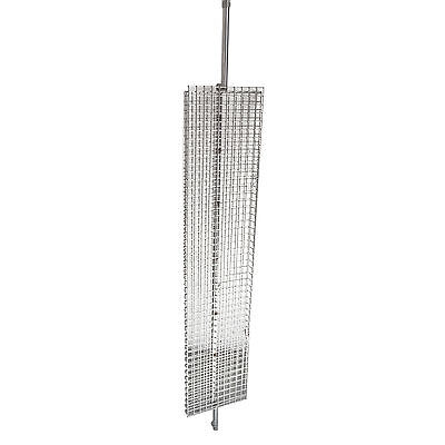 New Stainless Steel Portuguese Chicken Basket for Big Spits suits 1.5M Skewer- S