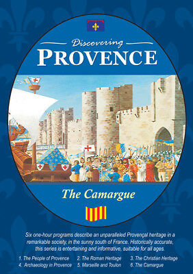 Discovering Provence - The Camargue (PAL) - Travel DVD