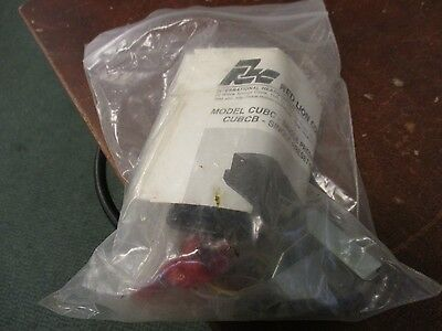 "Red Lion Controls Single Preset Counter CUBT0100 115/230VAC ""No Box"" New Surplus"