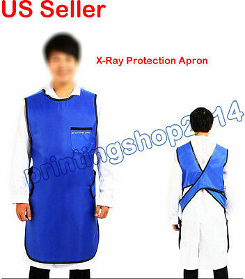 0.35 mm Pb X-Ray Protection Apron Protective Lead Vest(L)