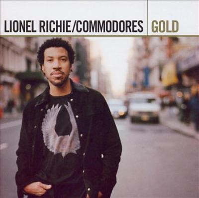 Lionel Richie/commodores - Gold New Cd