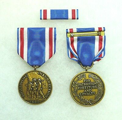 Department of the Army, Army Philippine Congressional Medal, set of 2