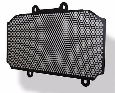 KTM RC125-200-390 Radiator Guard. Years 2014 to 2017. Evotech Performance