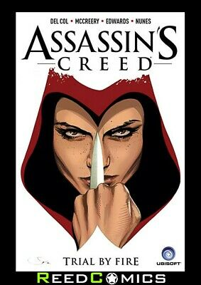ASSASSINS CREED VOLUME 1 TRIAL BY FIRE GRAPHIC NOVEL New Paperback
