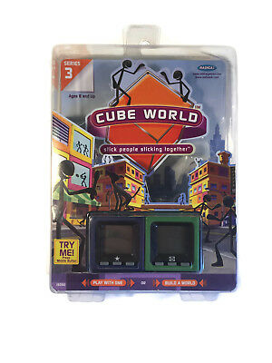 Cube WorldTM Series 3: Chief & Dash | New in Open Box
