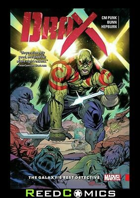 DRAX VOLUME 1 GALAXYS BEST DETECTIVE GRAPHIC NOVEL New Paperback Collects #1-5