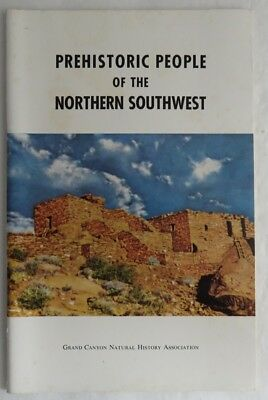 1955 Prehistoric People Of The Norhtern Southwest    (Inv3142)