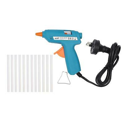 323123 20W Electric Hot Melt Glue Gun Trigger Adhesive Sticks Hobby Craft DIY