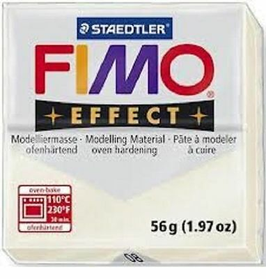 Fimo Effect Polymer Clay  - Metallic Pearl No 08