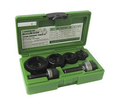Greenlee 735Bb Punch & Die Set,knockout-1/2To1-1/4