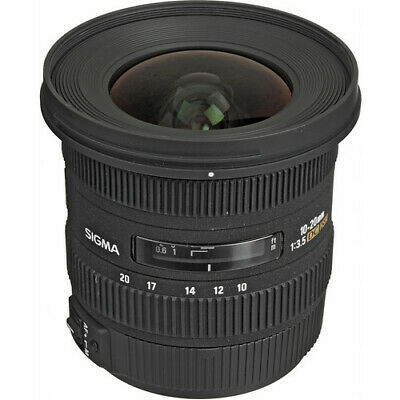Sigma 10-20mm f/3.5 EX DC HSM Lens for Canon EF #202101