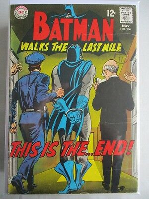 Batman Vol. 1 (1940-2011) #206 FN
