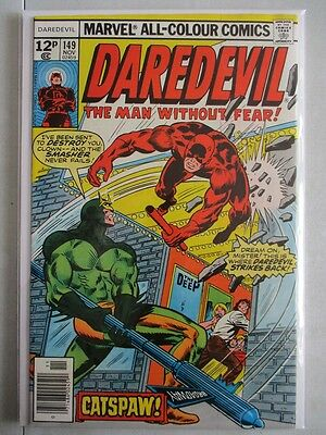 Daredevil Vol. 1 (1964-2011) #149 VF+ UK Price Variant