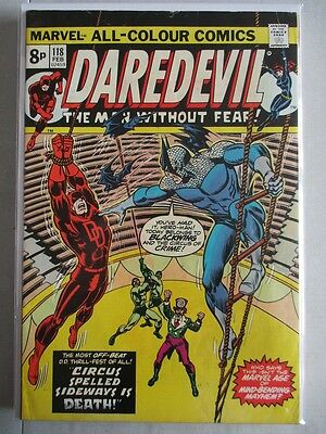 Daredevil Vol. 1 (1964-2011) #118 FN- UK Price Variant