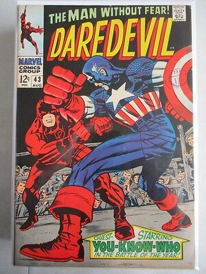 Daredevil Vol. 1 (1964-2011) #43 NM- Origin Retold