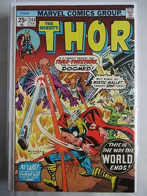 Mighty Thor Vol. 1 (1966-2011) #244 NM-