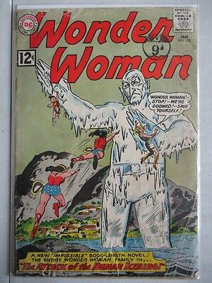 Wonder Woman Vol. 1 (1942-2011) #135 GD (Water Stained)