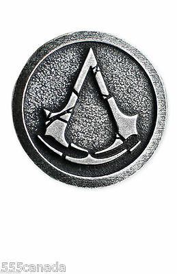 Assassins Creed Rogue Official Pin - BRAND NEW - Syndicate Brotherhood Origins
