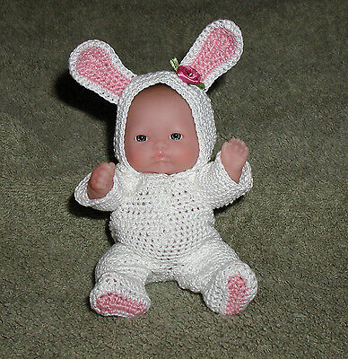 "Bunny Girl Itty Bitty Baby - 5"" Lots to Love Babies"