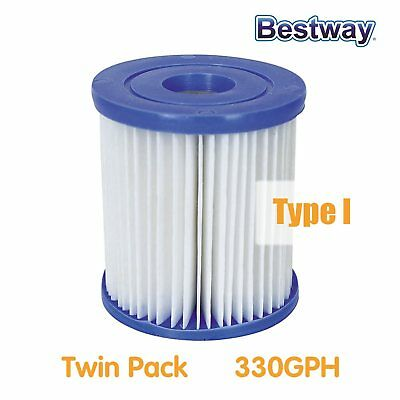 NEW Bestway Cartridge Filter for Above Ground Swimming Pools SPA Pump 58093