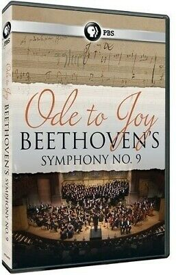 Ode To Joy: Beethoven's Symphony No. 9 (2016, DVD New)