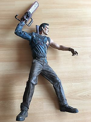 """Mc Farlan Toys """"Army Of Darkness - Ash 18¨¨ unboxed"""