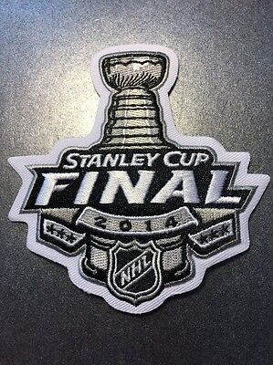 2014 NHL Stanley Cup Finals Los Angeles Kings Vs New York Rangers Patch