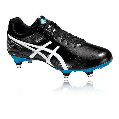 Asics Lethal Speed ST Mens Sports Boots Studs Rugby Shoes Running Pumps
