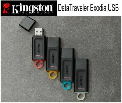 Kingston 8GB 16GB 32GB 64GB 128GB SE9 USB 3.0 Pendrive Flash Drive Chiavetta IT