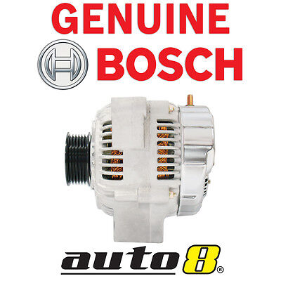 Genuine Bosch Alternator fits Lexus LS400 LX470 SC400 4.0L V8 1UZ-FE