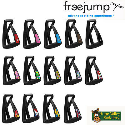 Freejump Pins for Soft Up Lite 2016 Stirrups BNWT