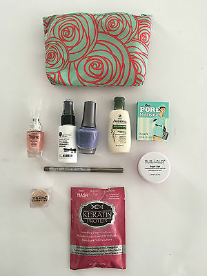 9 Beauty Deluxe & Full Samples BIRCHBOX IPSY GLOSSYBOX LUXE BOX Makeup Skincare