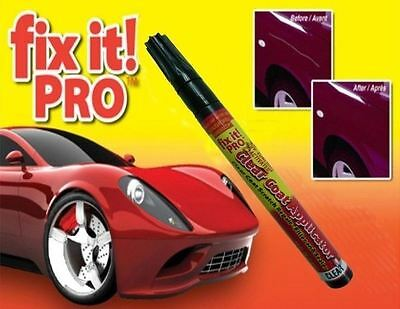 Fix It Pro Simoniz Auto Car Scratch Remover Repair Pen. 0168