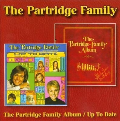 The Partridge Family - The Partridge Family Album/up To Date New Cd