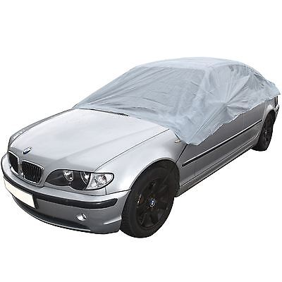 Water Proof Car Top Cover Frost Resistant Sun Rain Dirt All Weather Protection