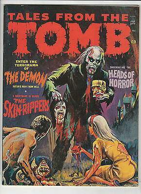 Tales from the Tomb v6 #4    FN+