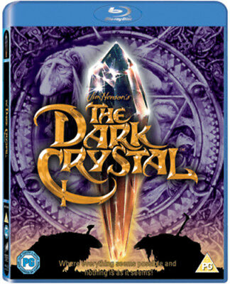The Dark Crystal Blu-Ray (2009) Jim Henson cert PG ***NEW*** Fast and FREE P & P