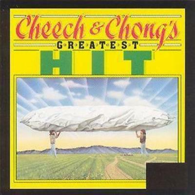 Cheech and Chong : Cheech & Chong's Greatest Hit CD (1993) ***NEW***