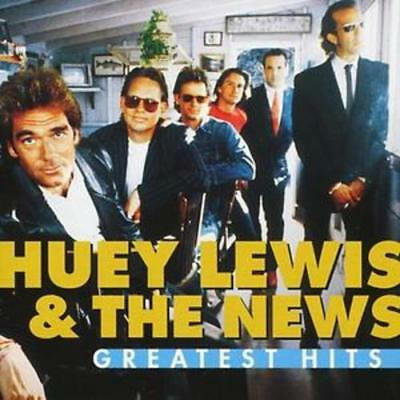Various Artists Greatest Hits: Huey Lewis And The News CD ***NEW***