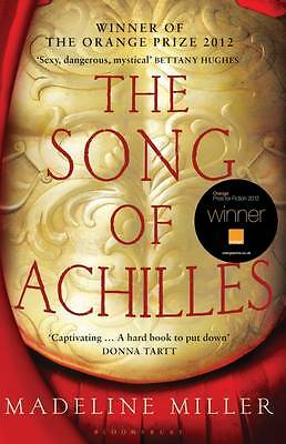The Song of Achilles by Madeline Miller (Paperback) New Book
