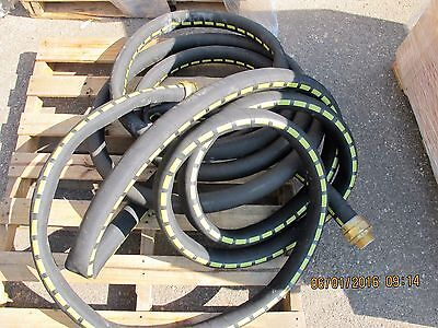 "2"" X 50' Fuel Oil Delivery Hose 275 PSI Military Issue [BB43]"
