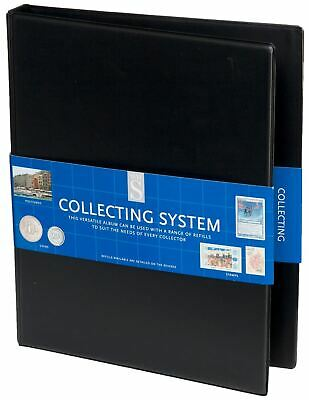 WHSmith Assorted Colour Collecting System Album Versatile With Range Of Refills