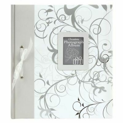 Innova Occasions Wedding Photo Album Traditional Bookbound 60 Acid-Free Leaves