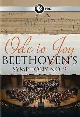 Ode To Joy: Beethoven's Symphony No. 9 New Dvd