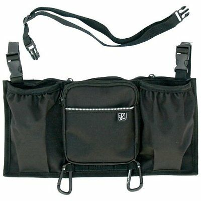 Jl Childress-Bottles'N Bottom Bags Stroller Organizer Black