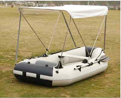 Portable Bimini Top Cover Canopy for Inflatable Kayak Canoe Boat -----NEW