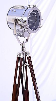 Vintage Crouse-Hinds Signal Industrial Search Work Spot Light Flood Light