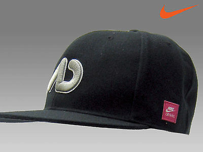 New Vintage Nike ATHLETIC DEPARTMENT Baseball Cap  Closed Back Size Small
