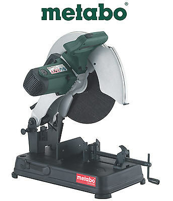 "NEW METABO 355mm 14"" Metal Abrasive Chop/Mitre Cut Off Saw + Blade 240v CS23355"